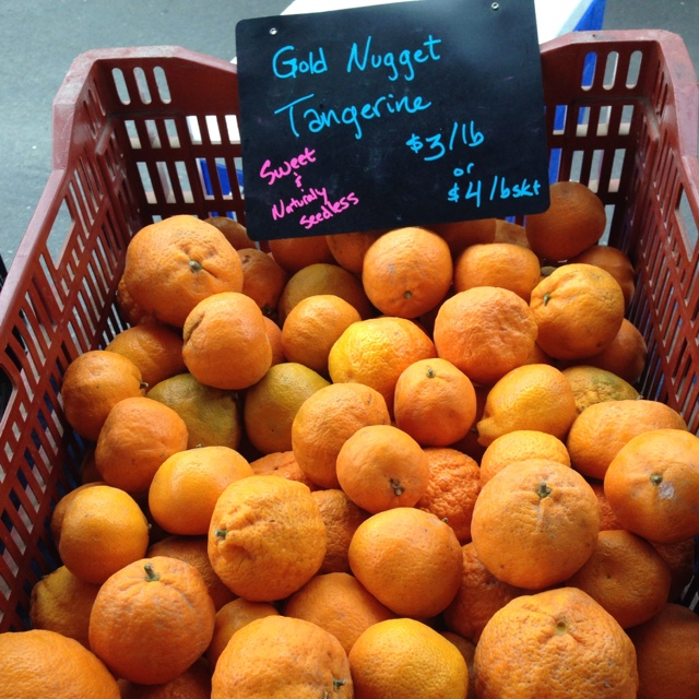 Gold Nugget Tangerines Information And Facts