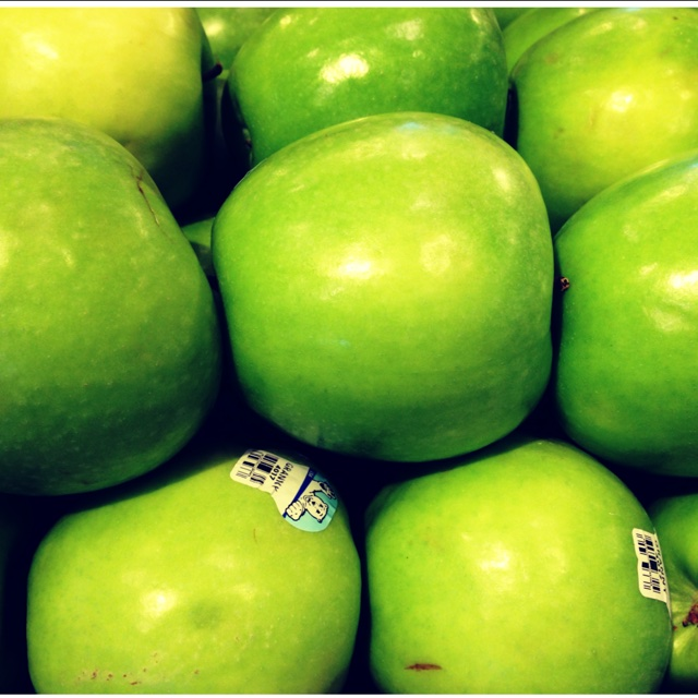 how to cook granny smith apples