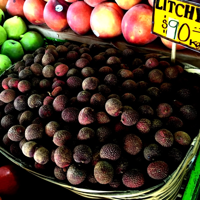 Lychees Information, Recipes And Facts