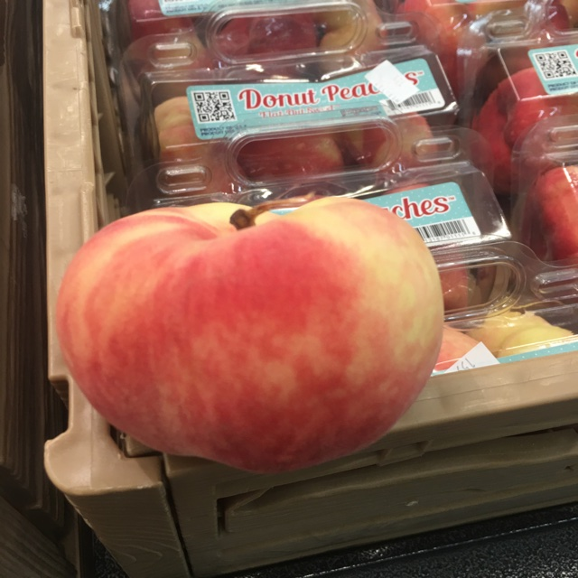Donut PeachesTM Information Recipes And Facts