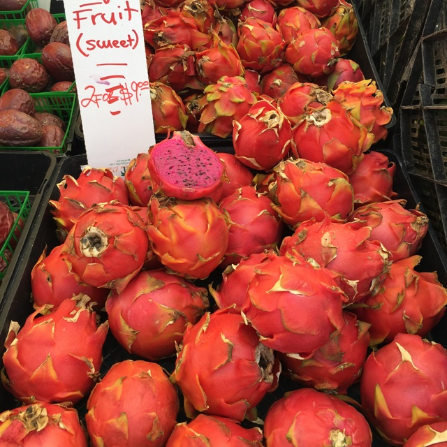 Red Pitaya Dragon Fruit Information, Recipes and Facts