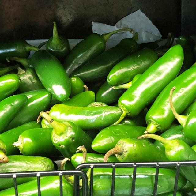 Paprika peperoni dolci California Wonder mild semi