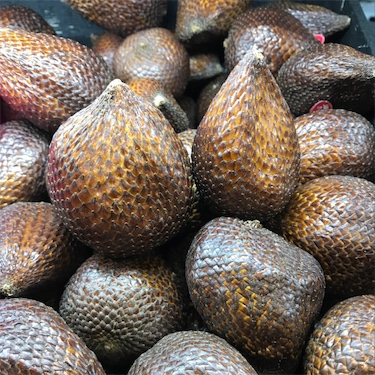 Snake Fruit Information, Recipes and Facts