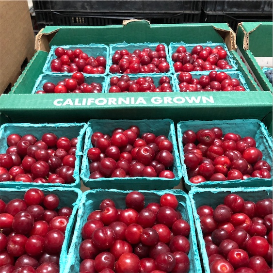 Nanking Cherries Information, Recipes and Facts