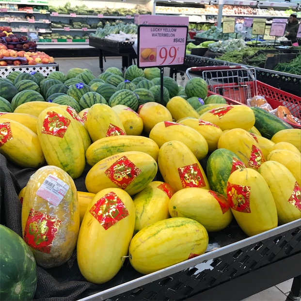 Yellow Watermelon Information And Facts